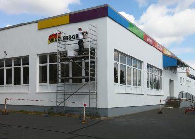 Winkler & Gräbner | Werbeschilder | 3D-Buchstaben