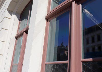 Rathaus Pirna | Gebäudefolierung | Sonnenschutzfolie AX Serie