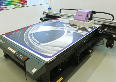 Maschinenpark | Großformat-UV-Direktdrucker Mimaki JFX500