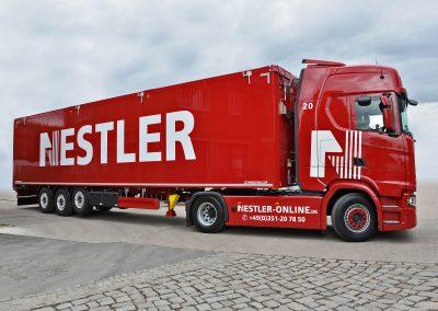 H. NESTLER | KFZ-Werbung