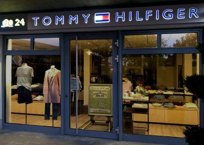 Tommy Hilfiger | Lichtwerbung