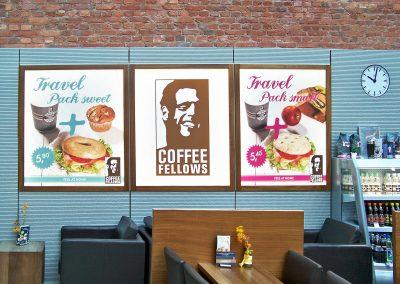Restaurant | Werbeschilder