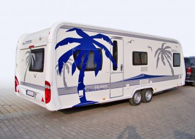 Wohnwagen | KFZ-Werbung