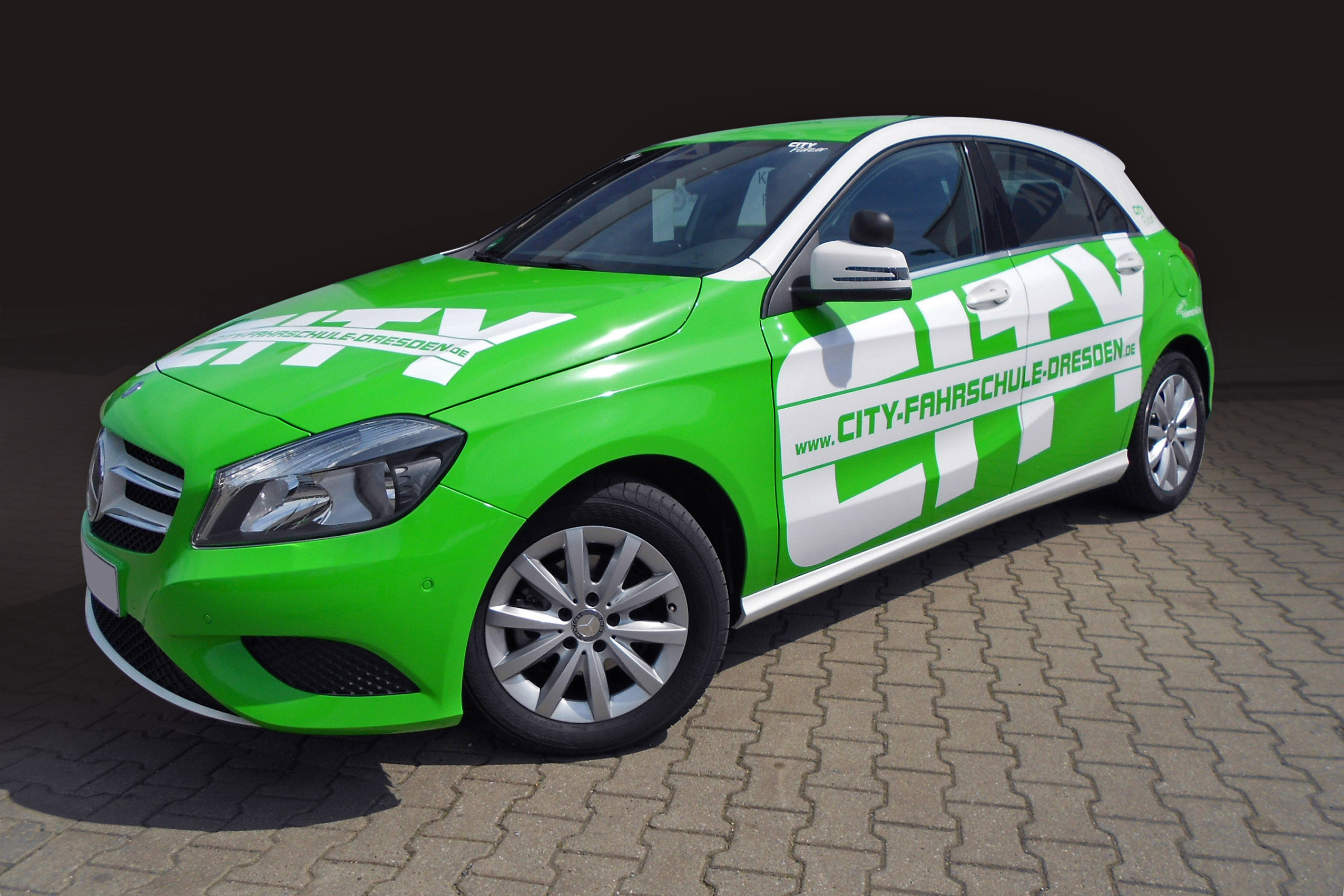 City Fahrschule | KFZ-Werbung