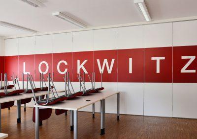 Feuerwehr Lockwitz | Folienschrift