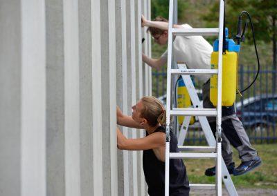 Polizei Dresden | Gebäudefolierung | Sonnenschutzfolie