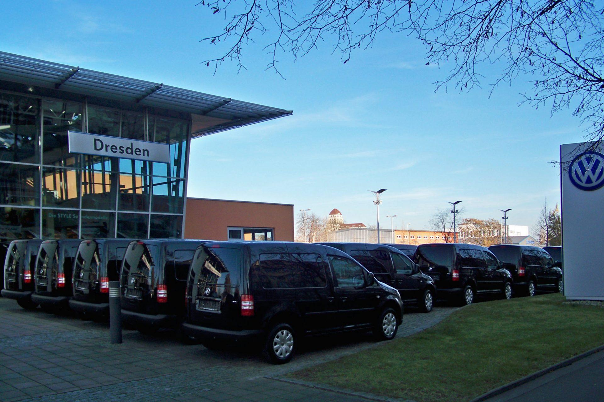 Volkswagen | Scheibentönung | 44 Fahrzeuge in 5 Werktagen