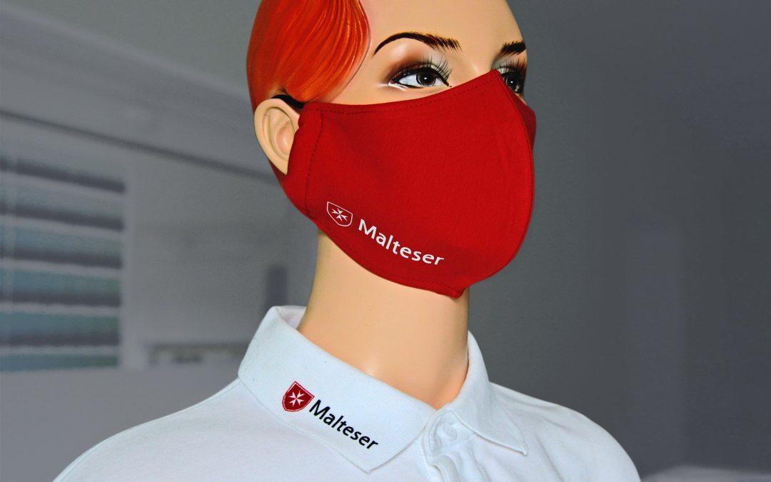 Textildruck Malteser