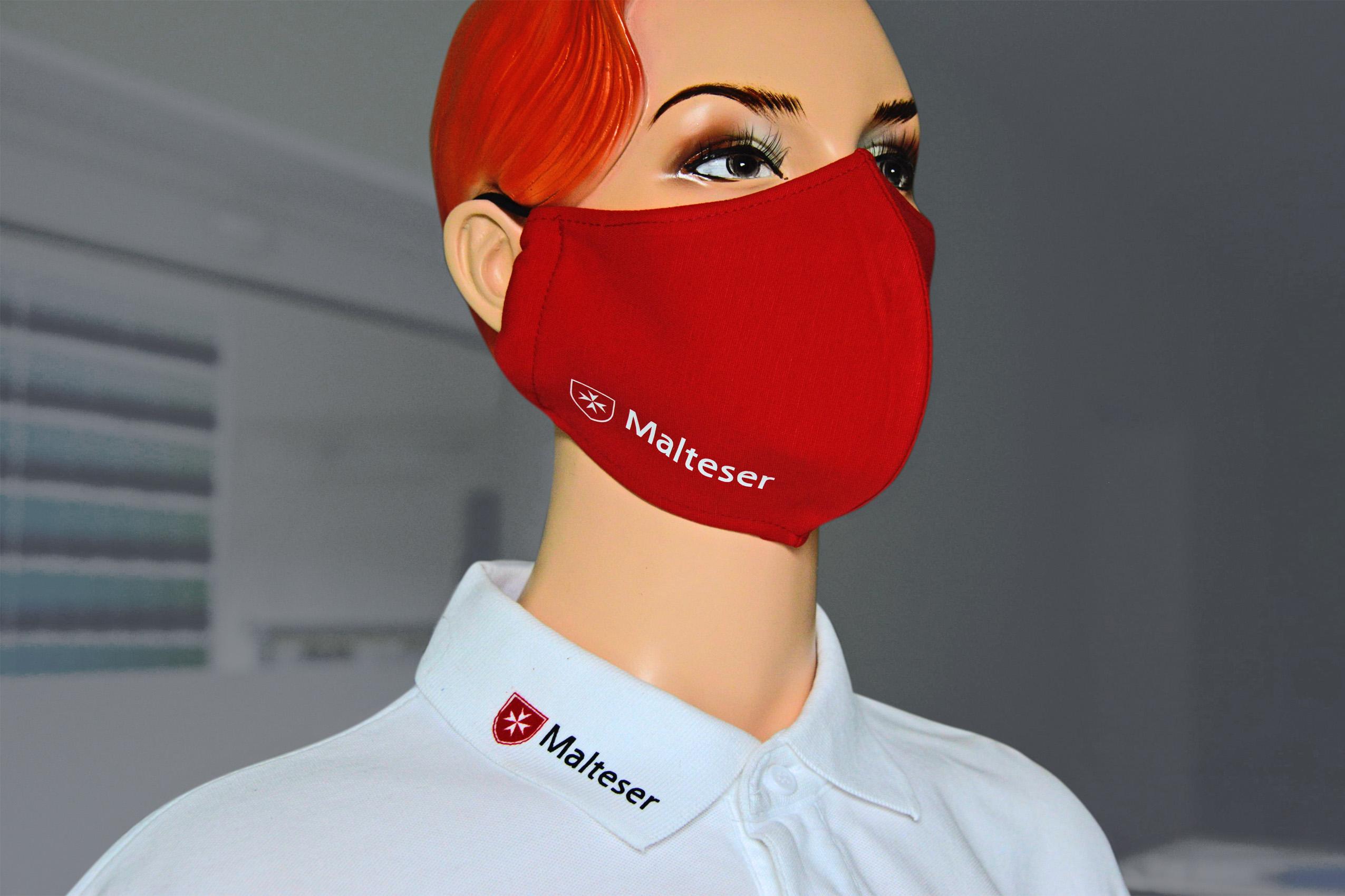 Malteser | Textildruck