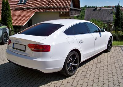 Audi A4 | Scheibentönung