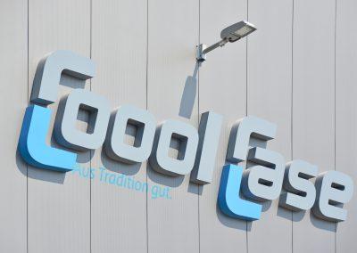 Coool Case | Profil-Buchtaben