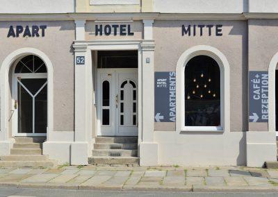 Apart Hotel | Werbeschilder | 3D-Buchstaben