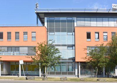 WGS Dresden Süd | Gebäudefolierung | Sonnenschutzfolie