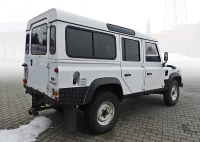 Land Rover Defender | Scheibentönung | 13 Scheiben!