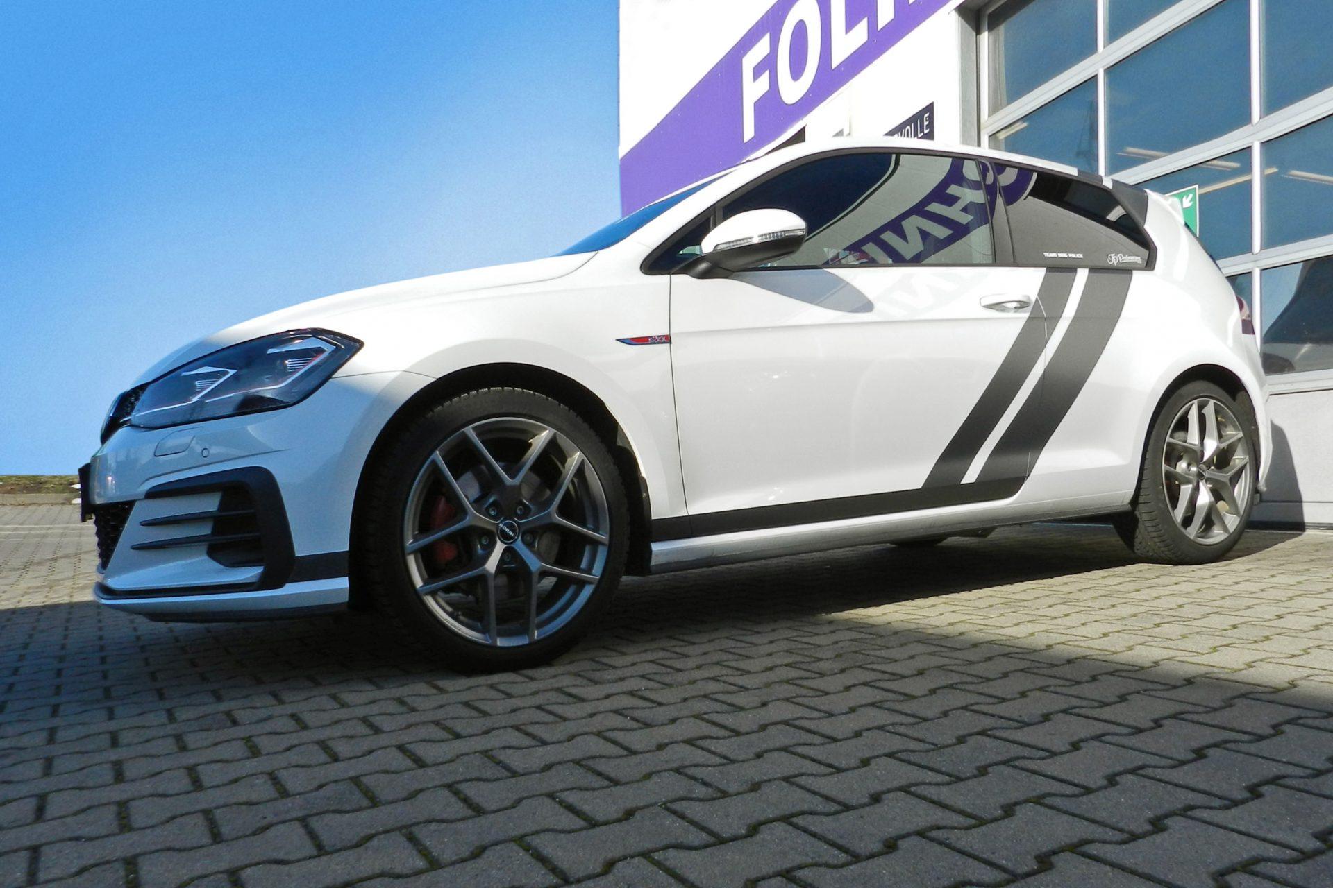 Volkswagen Golf | Teilfolierung