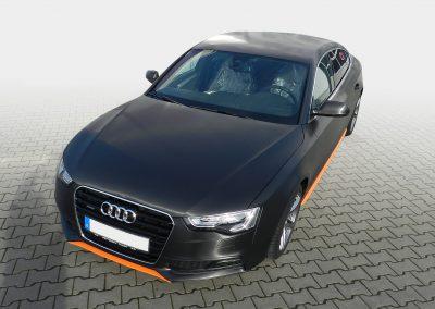 Audi A5 | Vollfolierung