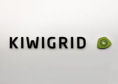 Kiwigrid | 3D-Buchstaben | Lichtwerbung