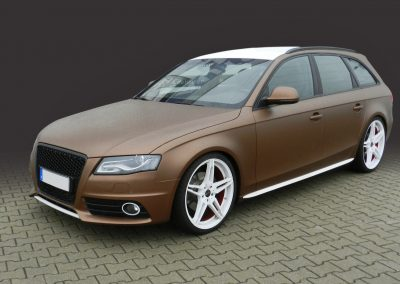 Audi A4 | Vollfolierung