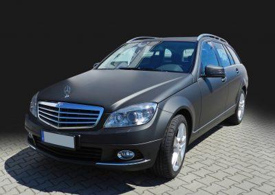 Mercedes Benz C-Klasse | Vollfolierung