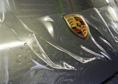 Porsche Cayenne | Lackschutzfolie