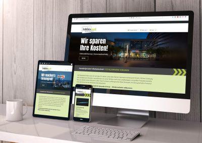 Schilderwerk Dresden | Webseite | Responsive Design