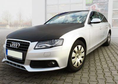 Audi A4 | Teilfolierung
