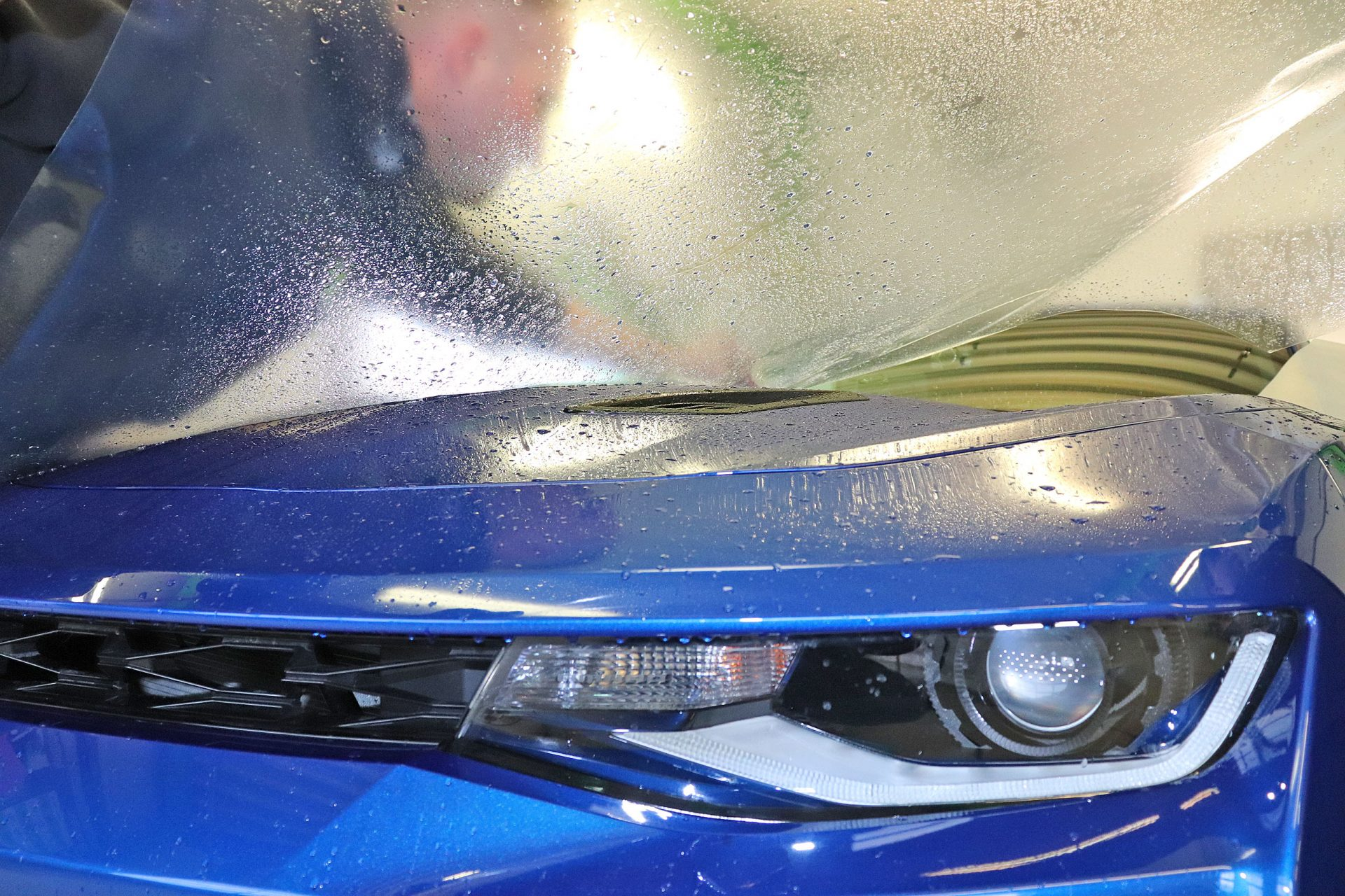 Chevrolet Camaro | Lackschutzfolie
