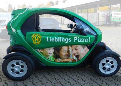Renault Twizy | Fahrzeugwerbung