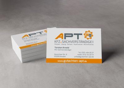 APT | Visitenkarten