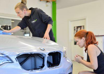 BMW   Lackschutzfolie