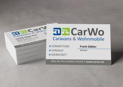 Carwo | Visitenkarten