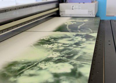 Innenarchitekt | Lohnproduktion | Plattendruck