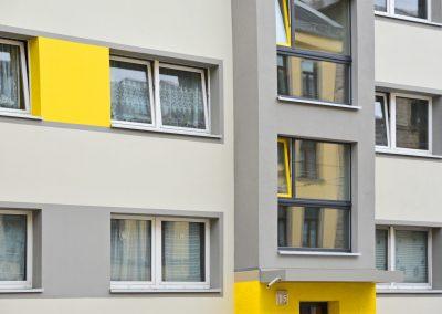 Vonovia Dresden | Bauelementefolierung