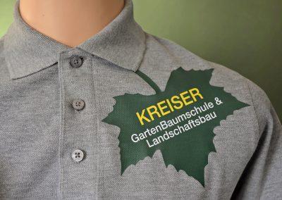 Kreiser GartenBaumschule | Textildruck