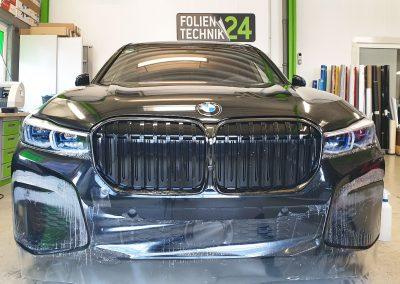 Lackschutzfolierung BMW 7er