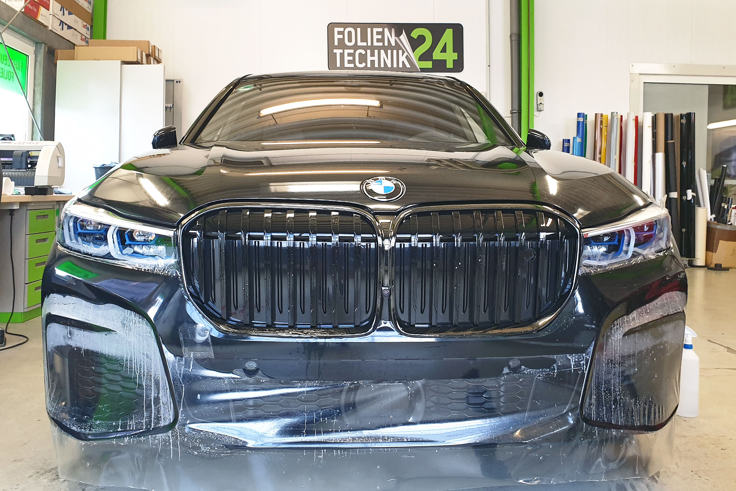 BMW 7er | Lackschutzfolie