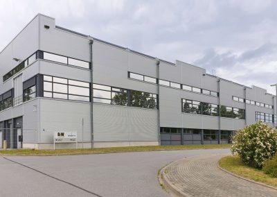 Akkumulatoren Werk Bischofswerda | Gebäudefolierung | Sonnenschutzfolie
