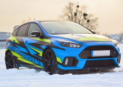Ford RS | Vollfolierung