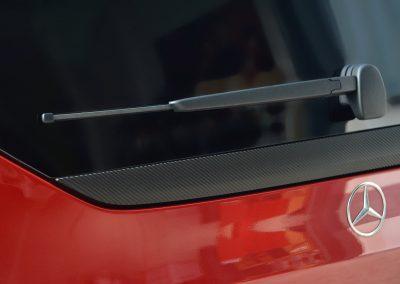 Mercedes-Benz V-Klasse | Teilfolierung