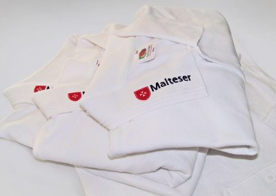 Malteser   Textildruck